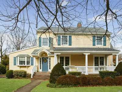 Garden City Single Family Home For Sale: 131 Chestnut Street