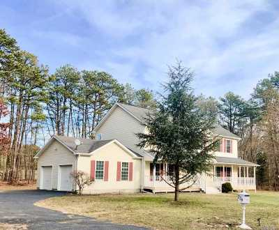 Manorville Single Family Home For Sale: 239 Eastport Manor Rd