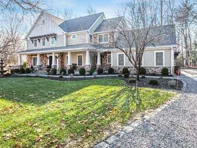 Nissequogue Single Family Home For Sale: 698 Short Beach Road