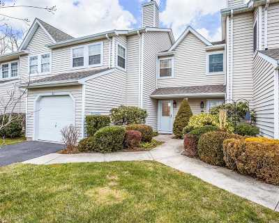 Setauket NY Condo/Townhouse For Sale: $429,900