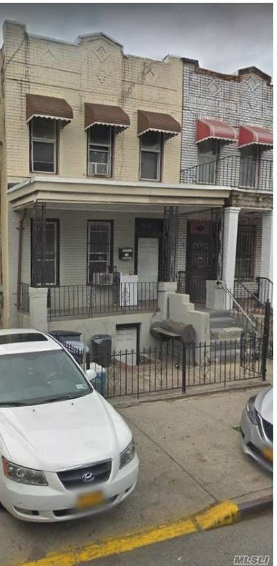 Brooklyn Multi Family Home For Sale: 660 Pennsylvania Ave
