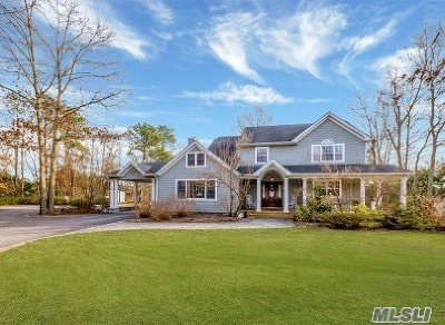 Manorville Single Family Home For Sale: 24 Georgann Rd