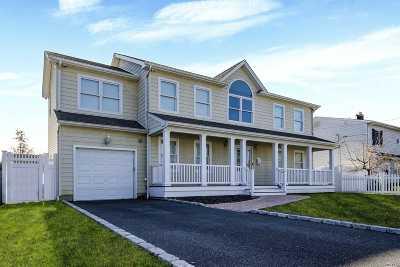 Massapequa Park Single Family Home For Sale: 130 Reiss Ave