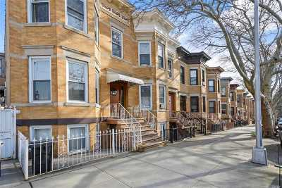 Glendale Multi Family Home For Sale: 69-11 64th St