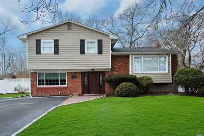 Commack Single Family Home For Sale: 12 Linda Ln