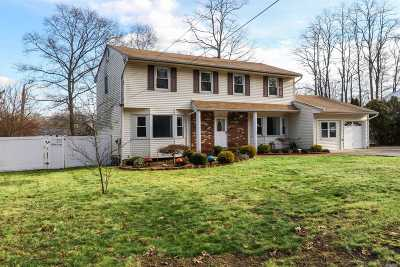 Commack Single Family Home For Sale: 153 Harned Rd