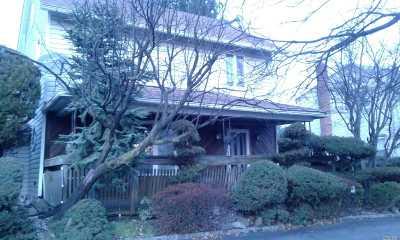 Nassau County Single Family Home For Sale: 1812 Dutch Broadway