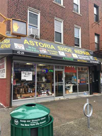 Astoria Commercial Lease For Lease: 42-20 Broadway