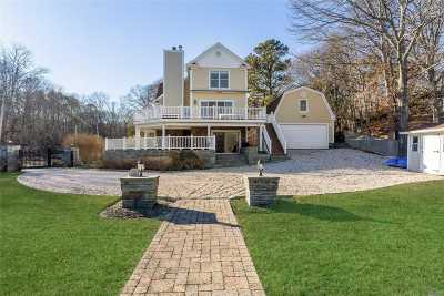 Mattituck Single Family Home For Sale: 1945 Bayview Ave