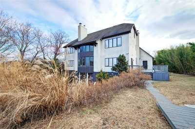 Jamesport Single Family Home For Sale: 546 Sound Shore Rd