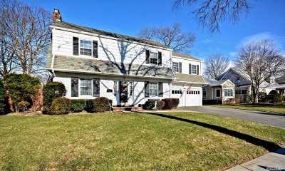 Rockville Centre Single Family Home For Sale: 165 Voorhis Ave