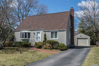Syosset Single Family Home For Sale: 1 Jarvis Ave