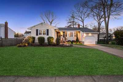 Massapequa Park Single Family Home For Sale: 64 Atlantic Ave