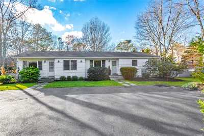 Hampton Bays Single Family Home For Sale: 4 Glenmore Dr