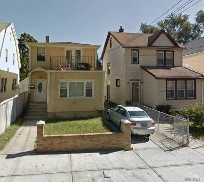 Queens Village Multi Family Home For Sale: 111-39 207th St