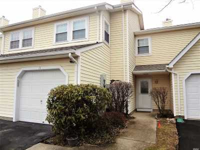 Setauket Condo/Townhouse For Sale: 11 Erin Ln