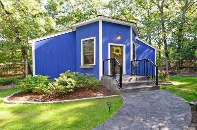 Commack Single Family Home For Sale: 1 Metuxen St