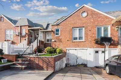 Maspeth Single Family Home For Sale: 68-21 60th Rd