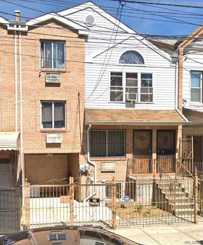 Brooklyn Multi Family Home For Sale: 211 Warwick St