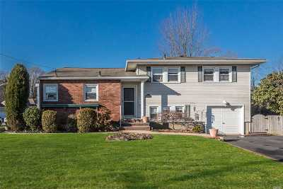Wantagh Single Family Home For Sale: 1626 Wantagh Ave