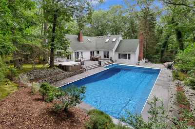 Setauket Single Family Home For Sale: 7 Shortwood Ln