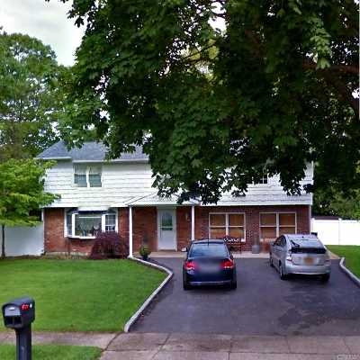 Lake Grove Single Family Home For Sale: 49 Summerfield Dr