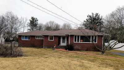 Islip Single Family Home For Sale: 166 Cedarhurst St