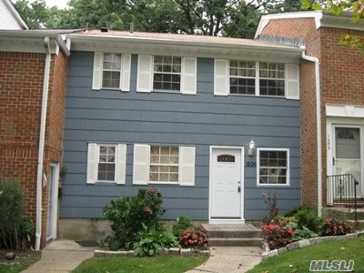 Hauppauge Rental For Rent: 1206 Towne House Vlg