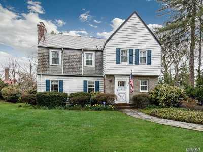 Roslyn Single Family Home For Sale: 3 Knollwood Rd