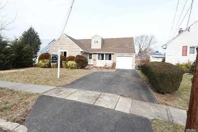 N. Babylon Single Family Home For Sale: 7 Kenneth Ln