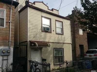 Brooklyn Single Family Home For Sale: 2551 Stillwell Ave