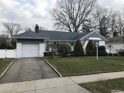 Valley Stream Single Family Home For Sale: 1007 Stafford Rd