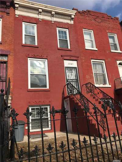 Brooklyn Multi Family Home For Sale: 1043 Herkimer St