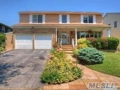 Lido Beach NY Single Family Home For Sale: $1,299,000