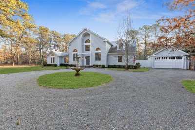 East Hampton Single Family Home For Sale