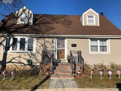 Franklin Square Single Family Home For Sale: 676 Gabriel Ave