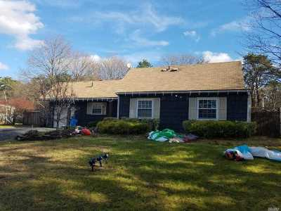 Medford Single Family Home For Sale: 63 White Pine Way
