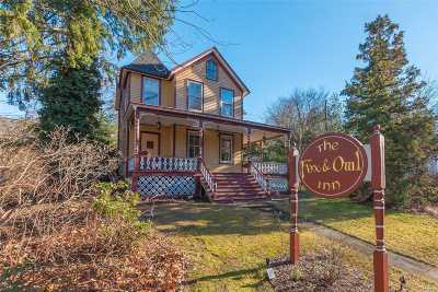 Port Jefferson Single Family Home For Sale: 1037 Main St