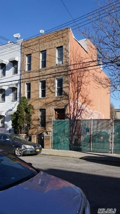 Brooklyn Multi Family Home For Sale: 195 New Jersey Ave