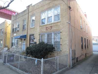 Astoria Multi Family Home For Sale: 22-26 Crescent St