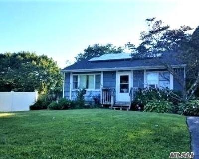 Medford Single Family Home For Sale: 54 Narragansett Ave