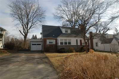 New Hyde Park Single Family Home For Sale: 94 Greenway