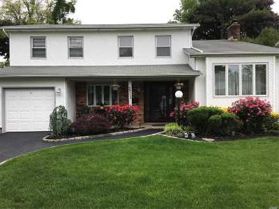 Wantagh Single Family Home For Sale: 3711 Greentree Dr