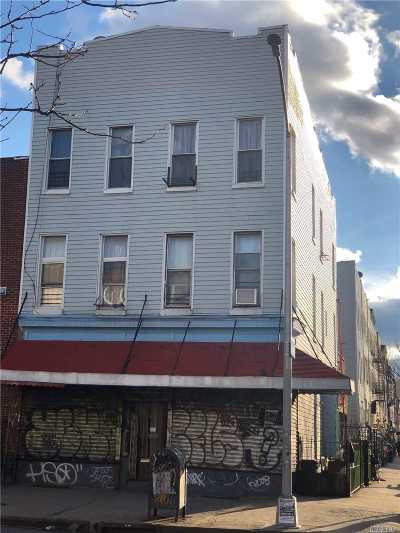 Brooklyn Multi Family Home For Sale: 70 Wilson Ave
