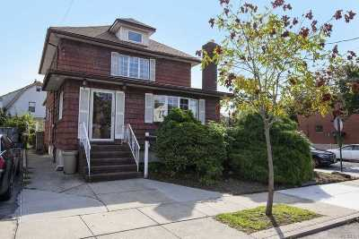 Flushing Single Family Home For Sale: 62-17 136 St