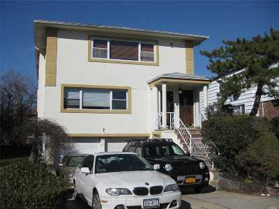 Bayside Multi Family Home For Sale: 203-33 27th Ave