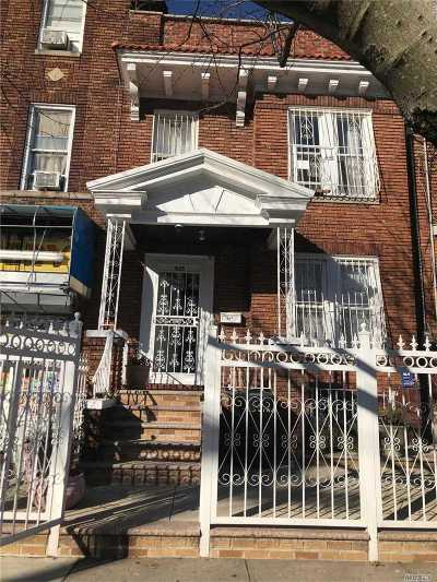 Brooklyn Single Family Home For Sale: 425 Etna St