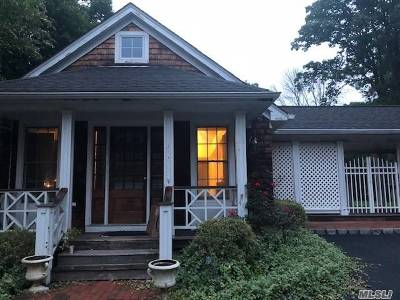 Huntington Single Family Home For Sale: 6 Camel Hollow Rd