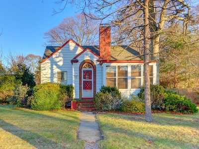 Islip Single Family Home For Sale: 207 S Bay Ave