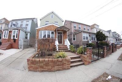 Jamaica NY Single Family Home For Sale: $629,000
